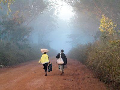 Angola travel photography