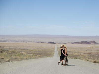 CAREL + BERNICE <br>- Namibia -
