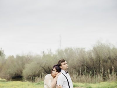ANJA + Franco <br> - Vredendal Matric Dance -