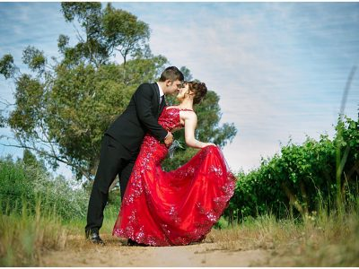 ANRIKE + JAN<br>-Vredendal Matric Dance-