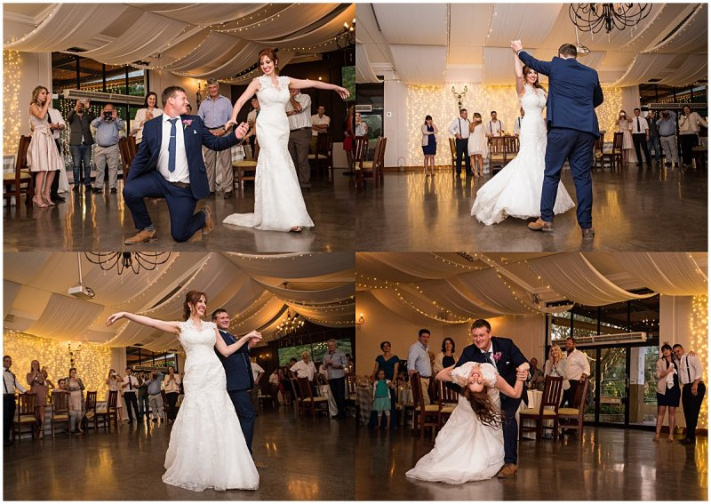 first dance allesverloren wedding