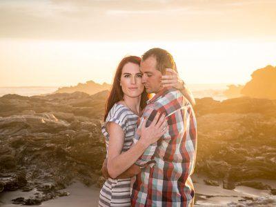 RONNIE + LARIZE <br>- Strandfontein -