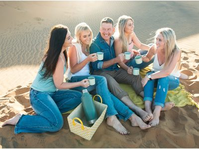 DE KLERK FAMILY<br>-Strandfontein-<br>Preview