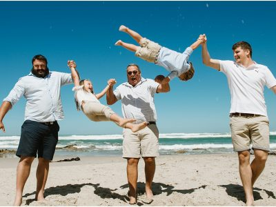 BASSON FAMILY<br>-Strandfontein-
