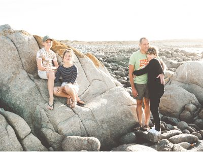 LOCHNER FAMILY<br>- Jacobs Bay -