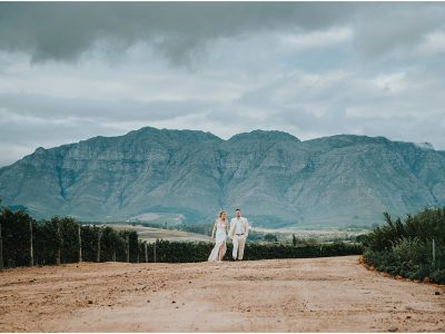 MICHAEL + ALET<br>- Cavalli Estate -